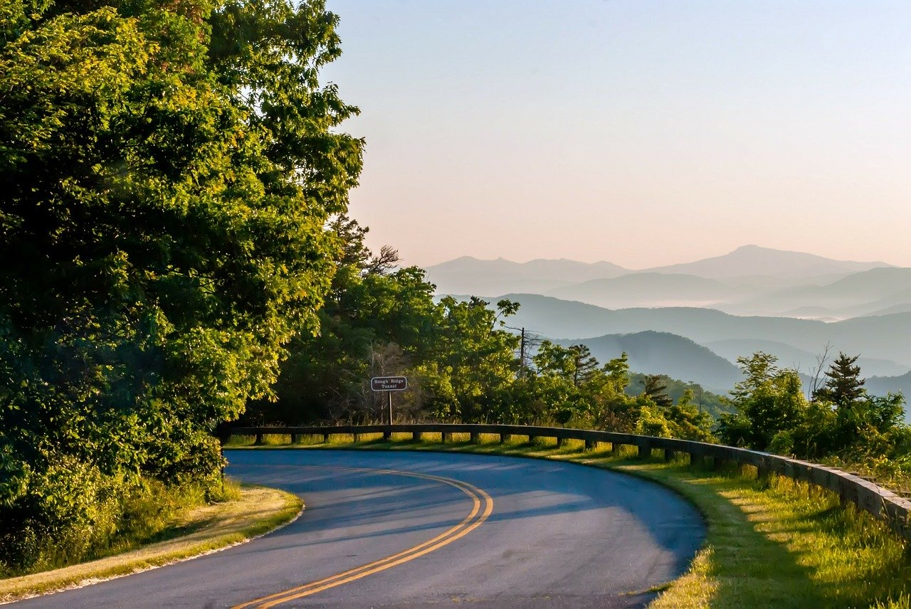 Asheville Blue Ridge Parkway